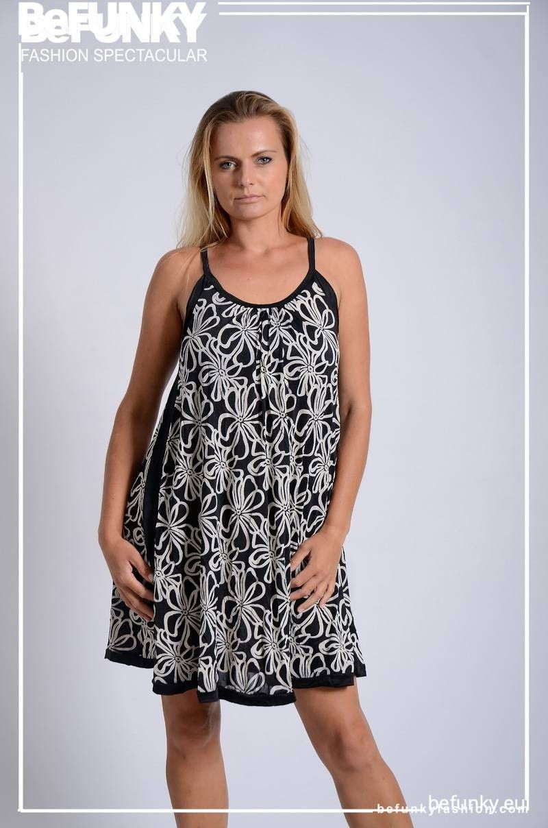 Lycra Bell Dress