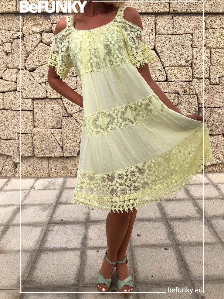 Vestido Dolce Corto
