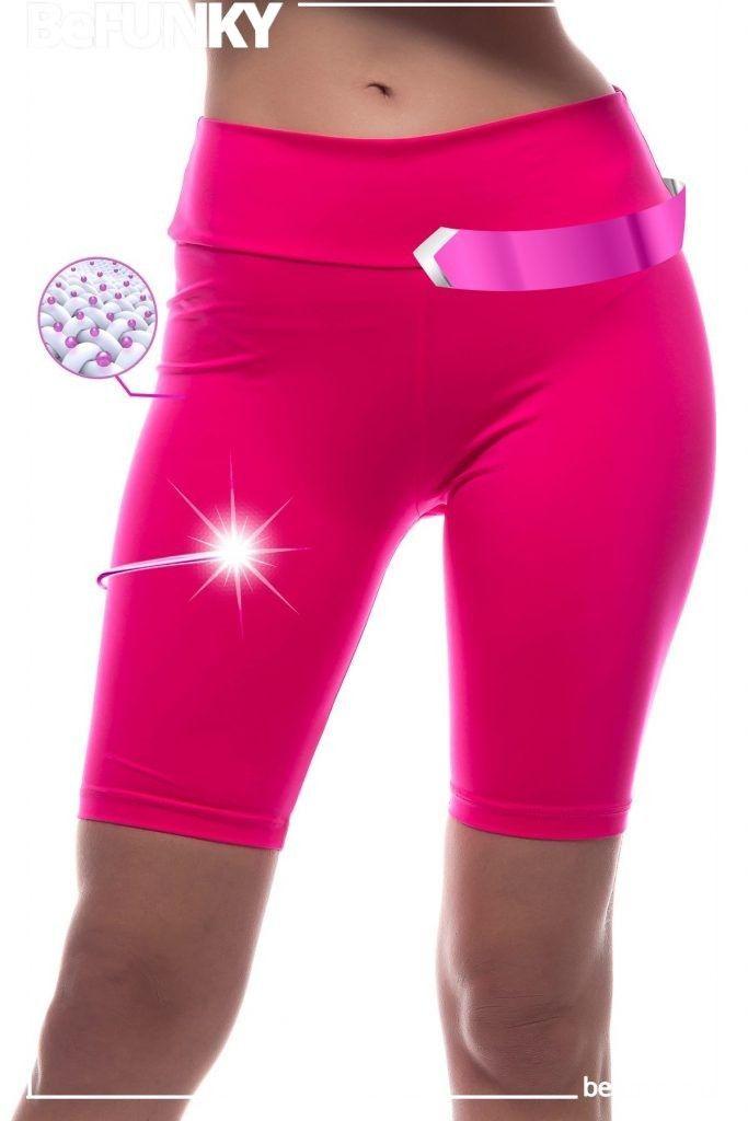 Pantalones cortos de ciclismo con tecnología Ymax