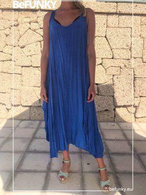 Vestido Largo Tiritas