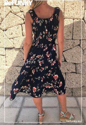 Vestido Picnic Flores
