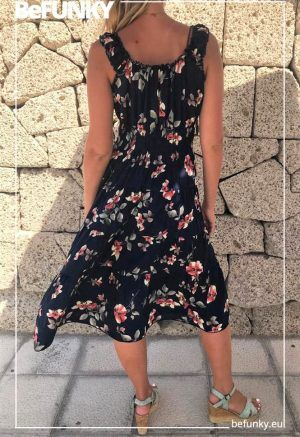 Picnic Flowered Dress